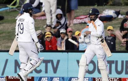 India vs New Zealand 2nd Test Live Cricket Score Updates: No luck for IND on Day 3