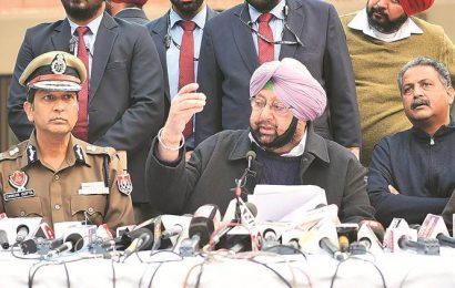 Punjab CM tells AG to fight Sukhna case: 'Not viable to displace people'