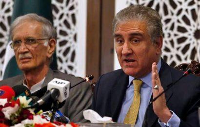 Pakistan concerned over violence in Delhi: Shah Mehmood Qureshi