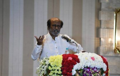 Rajinikanth puts off political entry, says he wants to bring about revolution in TN politics