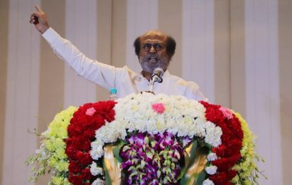 Rajinikanth turns the tables around on Tamil Nadu