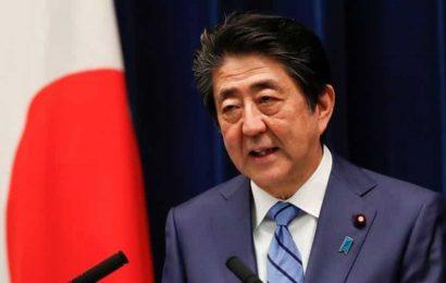 Japan PMShinzo Abe pledges Tokyo Olympics to go ahead despite coronavirus havoc