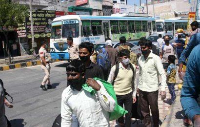 Coronavirus Update: Haryana, Rajasthan send  migrant workers back to UP