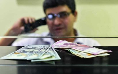 Covid-19 update: Rupee tanks 95 paise, falls below 76 level against US dollar