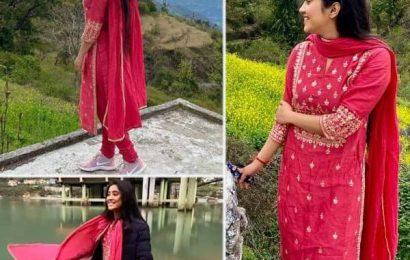 महीनों बाद मिली Yeh Rishta Kya Kehlata Hai की शूटिंग से छुट्टी तो Hometown पहुंचीं Shivangi Joshi, देखें Pictures