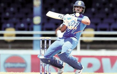 Eagerly waiting to represent India in Tests: Shreyas Iyer