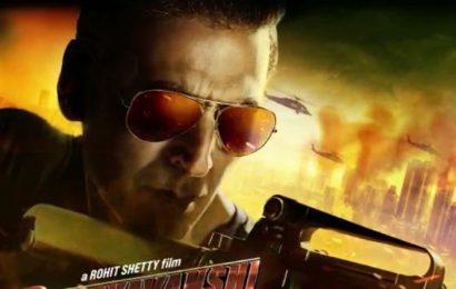Sooryavanshi's motion poster revealed, trailer arrives tomorrow