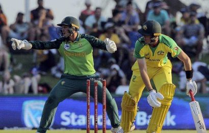 South Africa vs Australia – We'll be alright if we show consistency: de Kock