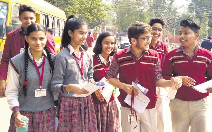 CBSE Class 10 and 12 exams 2020: 98.2% attendance  in North East Delhi Centres