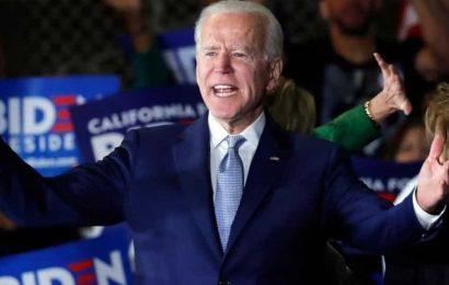 Trump hails rival Joe Biden's 'incredible comeback' after Super Tuesday polls