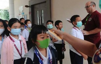 Virus leaves 290 million students out of school