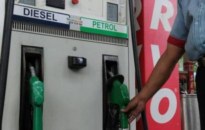 Government tables notifications on rise in excise duty and road cess on petrol, diesel