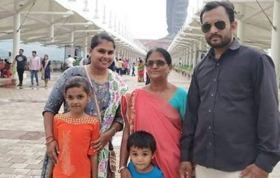 Family goes missing after Statue of Unity visit: 4 found dead, search on for fifth