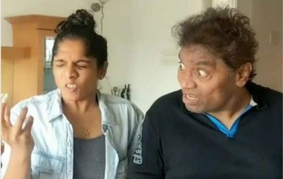 Jamie Lever and dad Johnny recreate a moment from Awara Paagal Deewana on TikTok and it's the best thing on social media | Bollywood Life