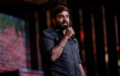 Master audio launch: Vijay Sethupathi sings paeans to Vijay
