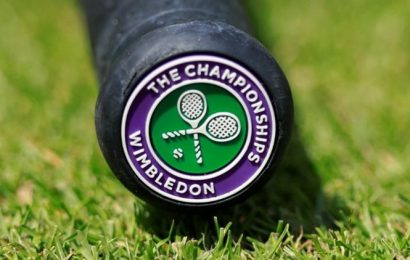 Wimbledon will be cancelled, says German Tennis Federation official