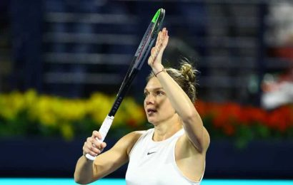 Injured Halep and Kerber pull out of Indian Wells