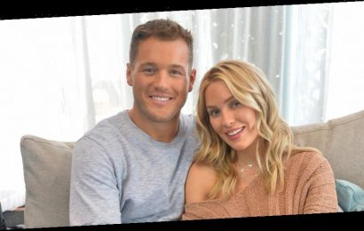 Colton Underwood & Cassie Randolph Won't Be Moving In Together Until This Happens