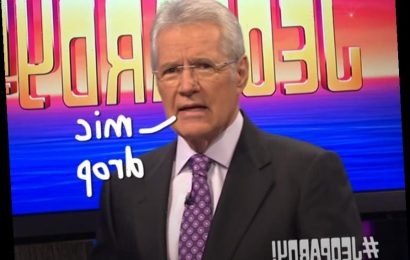 Alex Trebek Destroys <i>Jeopardy!</i> Contestant's Soul With Savage Response!