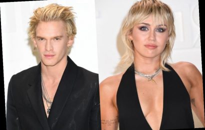 Are Miley Cyrus and Cody Simpson Sheltering in Place Together?