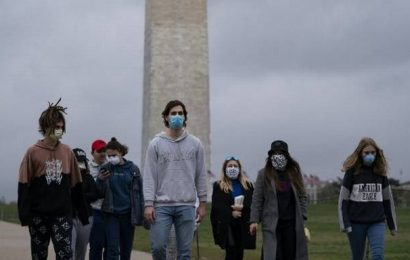 Coronavirus   Amid new research, U.S. CDC recommends face masks to stop virus spread