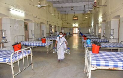 India may ease clinical trial norms for coronavirus vaccine