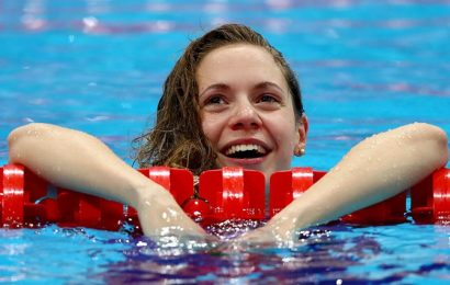 World champ swimmer Kapas tests positive for COVID-19
