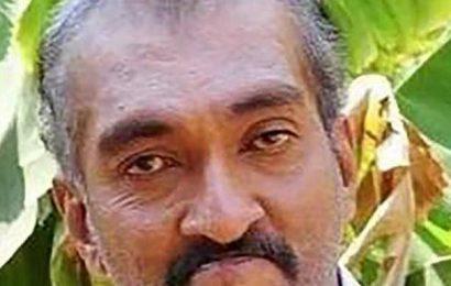 Film-theatre actor Kalinga Sasi passes away