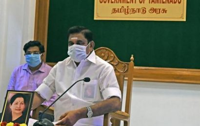 Coronavirus | There is a possibility of TN going to Stage-3 of COVID-19 transmission, says Chief Minister