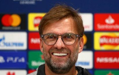 I feared sack during early days at Liverpool, says Jurgen Klopp