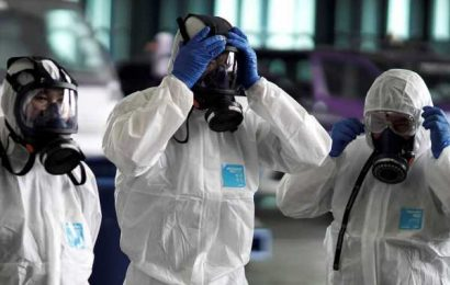 Coronavirus: 1834 Cases In India, 437 News Cases On Wednesday