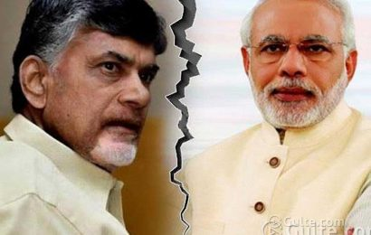 Modi Calls Opposition Netas, Ignores Chandrababu!