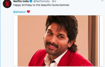 Netflix Faces Ire Of Allu Arjun's Fans On His B'Day