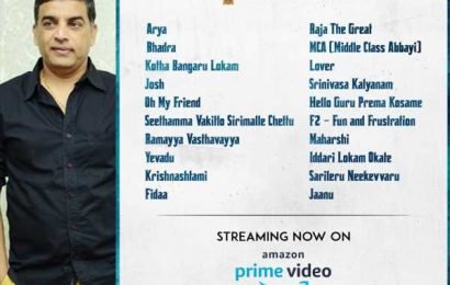 Dil Raju Makes Huge Deal With Amazon In Crisis Time