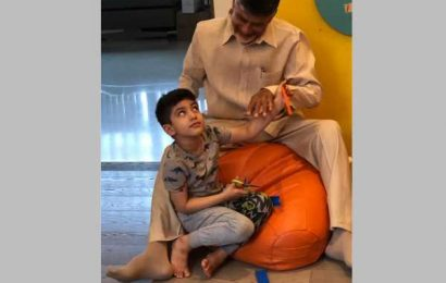 World's most amazing Grandfather, Naidu Thatha