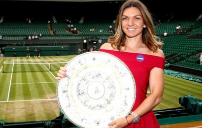 Bright side of COVID-19: Halep can be Wimbledon champ for 2 years