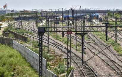 Railways marks its 167th anniversary without passengers