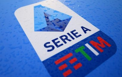 Italy not ready to set date for Serie A training