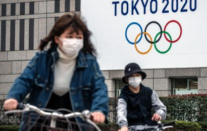 Tokyo 2020 Games on July 23, 2021?