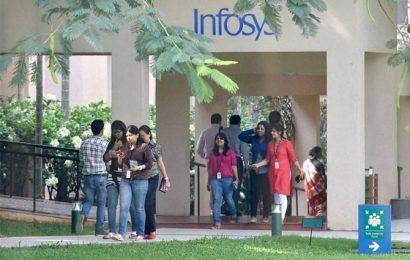 There will be no COVID-related lay-offs at Infosys