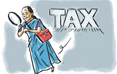 I-T officers in a fix over 'informal' orders to return to work
