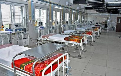 State plans to put up oxygen stations near isolation beds