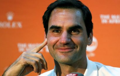 Federer suggests merger of women's and men's governing bodies