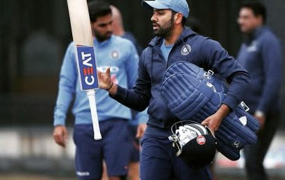 Rohit expects 'different ball game' against reinforced Australia