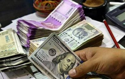Rupee slips 48 paise to 76.08 against US dollar in early trade amid coronavirus scare
