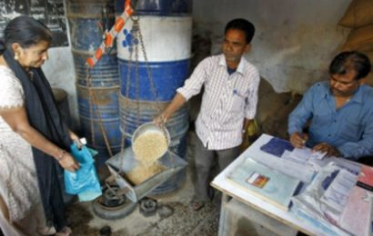 India's ration story: Mounting stocks but hungry mouths