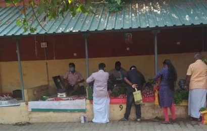 Lockdown leads to opening of defunct farmers' market in Chennai