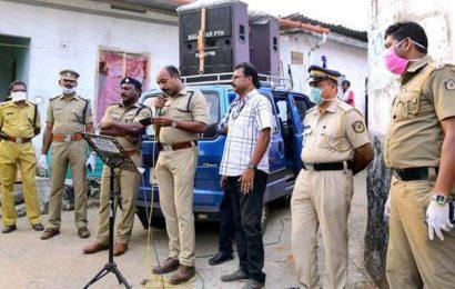 Police beats ease lockdown blues