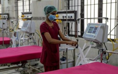Medical devices association eyes production of 50,000 ventilators a month by May