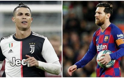 'Despite my friendship with Ronaldo, I'd go with Messi': Wayne Rooney